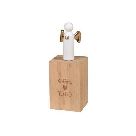 Figurine Ange en porcelaine Räder