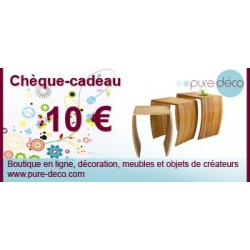 10 € Gift card