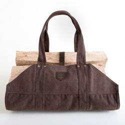 Lumberjack Log bag Alaskan Maker