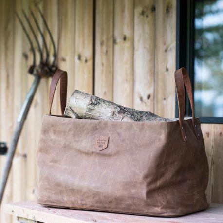 Sac à bûches Firewood Alaskan Maker