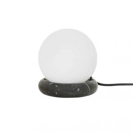 Lampe à poser socle marbre