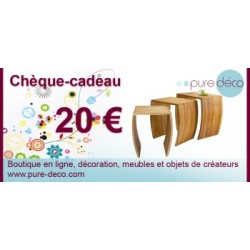20 € Gift card