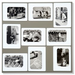 M9 Grey Magnetic Photo frame
