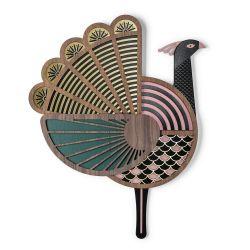 Déco murale Peacock 3 Umasqu