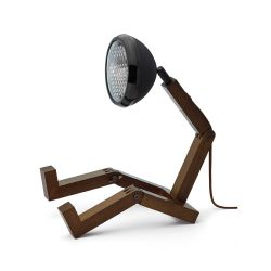 Lampe Mr Wattson All Black Piffany Copenhagen