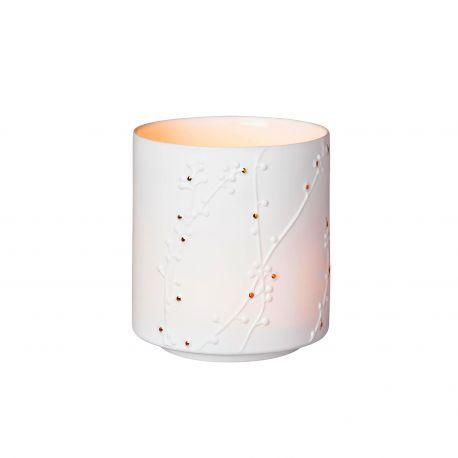 Dream of Porcelain Candle Jar Räder