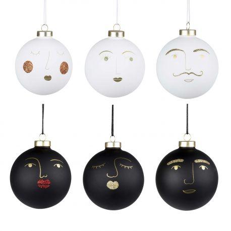 Boule de Noël Räder