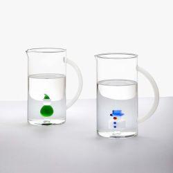 Pichet en verre Xmas Ichendorf
