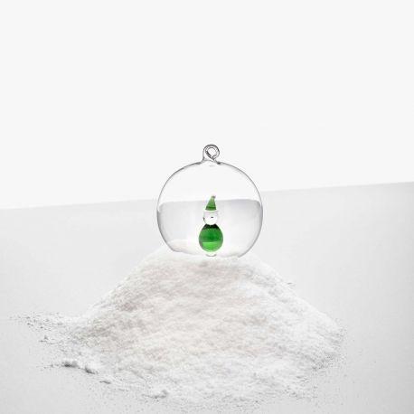 Boule de Noël en Verre Ichendorf
