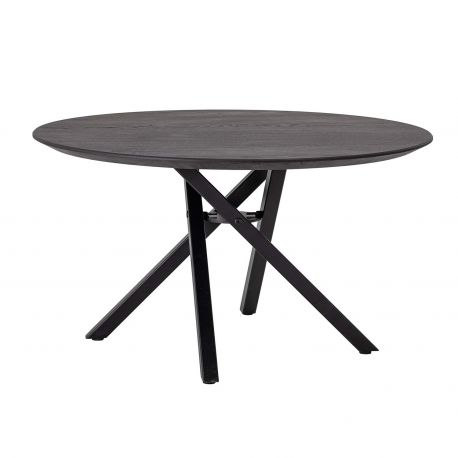 Connor Black Coffee Table Bloomingville