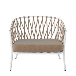 Cia Outdoor Lounge Chair Bloomingville
