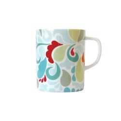 Porcelain mug Florina