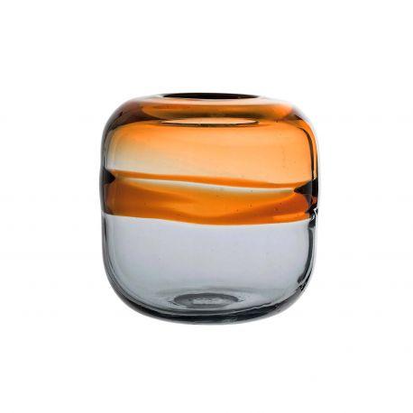 Vase original en verre
