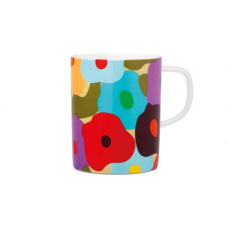 Mug coloré Fiori Remember