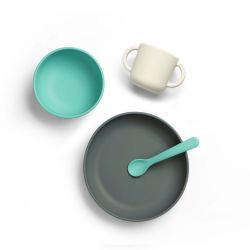 Silicone Baby Dish Set Ekobo