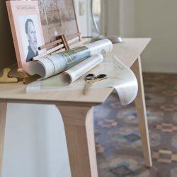 Lau Wooden Console Stua