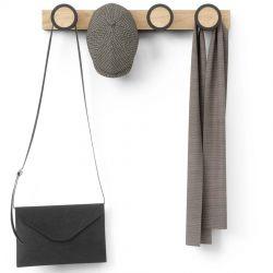 Hub Wooden coat rack Umbra