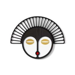 Modern African Mask B23 Umasqu