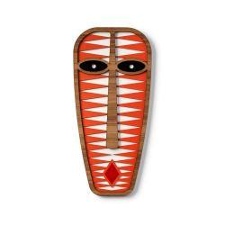 Modern African Mask 37 Umasqu