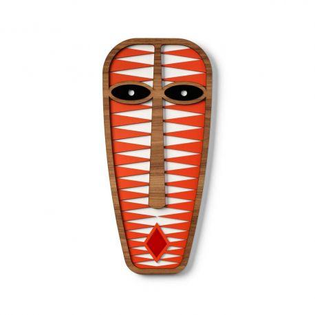 Masque mural décoratif Modern African 37 de Umasqu