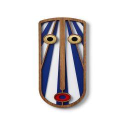 Modern African Mask 38 Umasqu