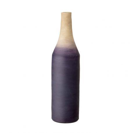 Vase haut violet Bloomingville