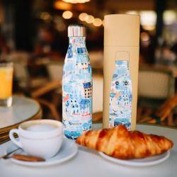 Toits de Paris Insulated Bottle Qwetch