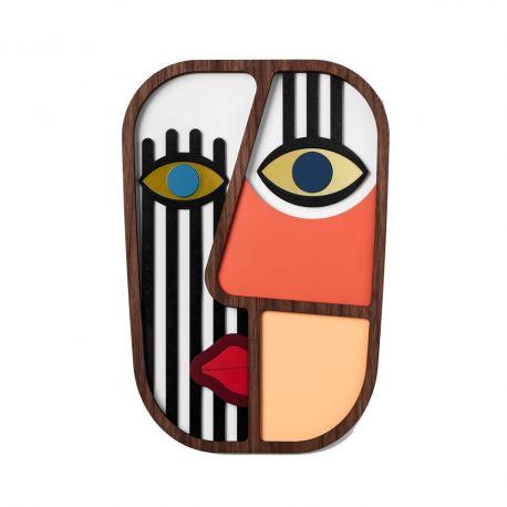 Masque Abstrasso 7 Umasqu
