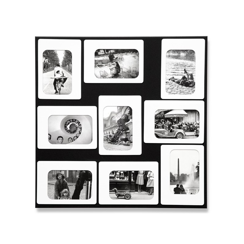 M9 Black And White Magnetic Photo Frame