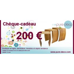 200 € Gift Card