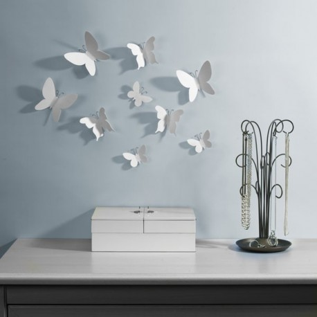 Mariposa wall decorations