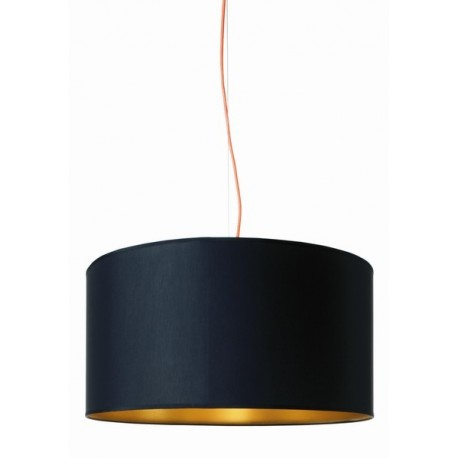 Black and gold Alexis pendant light