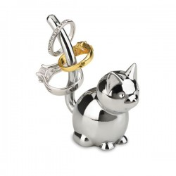 Cat rings holder