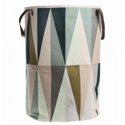 Laundry basket Spear Ferm living