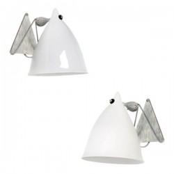 Porcelain Cornet Lamp Tsé Tsé