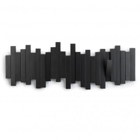 Sticks black coat rack