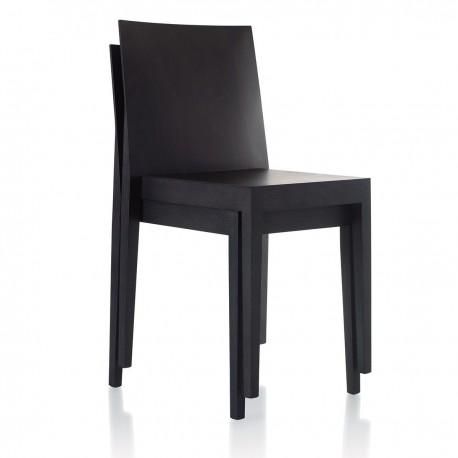 Chaise empilable Cindy par Zilio