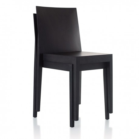 Cindy stacking chair by Zilio