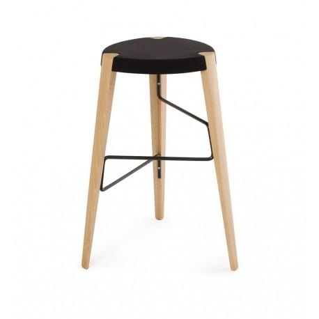 Sputnik bar stool by Zilio