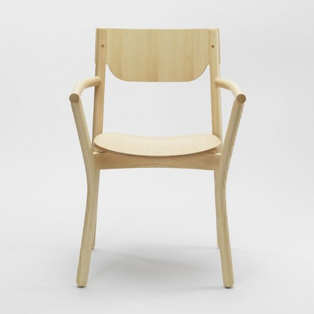 Nico stacking armchair by Zilio