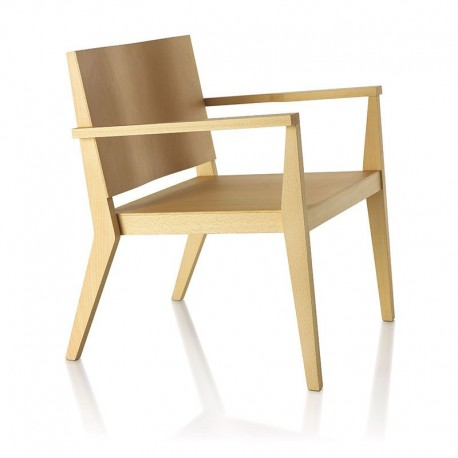Siti armchair by Zilio