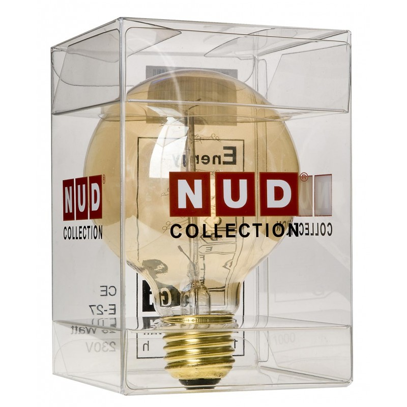 Ampoule Decorative Filament Ampoule Globe Nud Collection