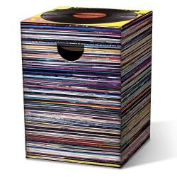 Tabouret en carton Music Express