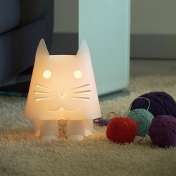 Led cat Zoo lamp and Night Light