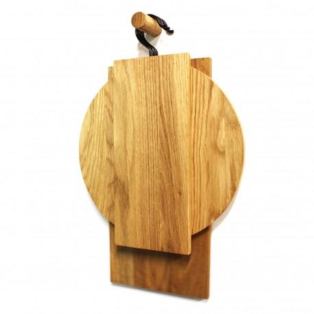 Set of 3 cutting boards by Raumgestalt