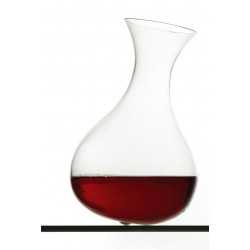 Wine carafe Bertha by Raumgestalt
