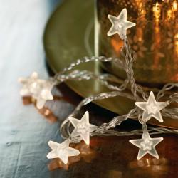 Stars light strings