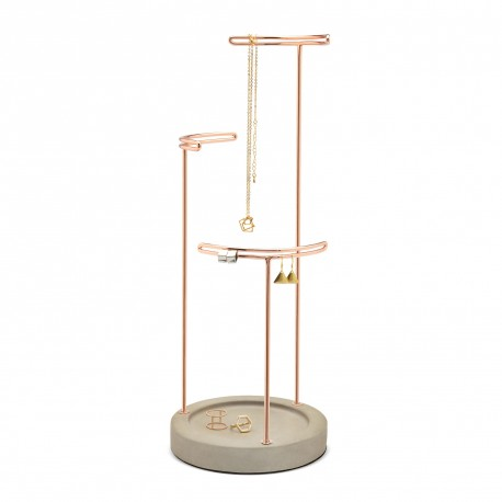 Tesora jewelry stand by Umbra Design