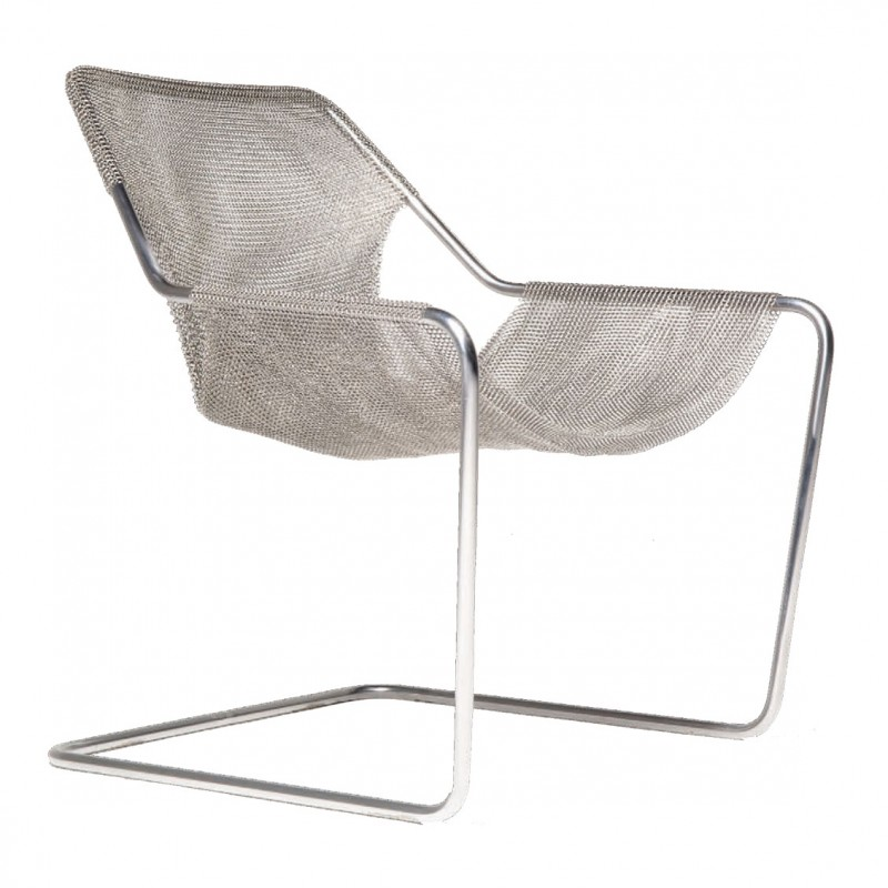 Paulistano Missoni Armchair: Paulistano Cote Of Mail Armchair By Objekto