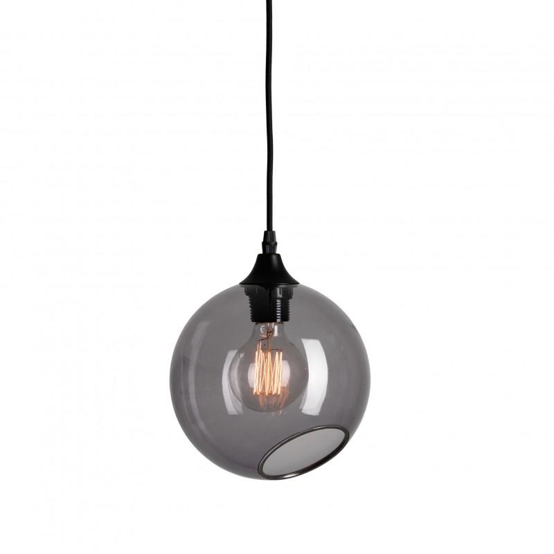 suspension design en verre transparent color ballroom. Black Bedroom Furniture Sets. Home Design Ideas